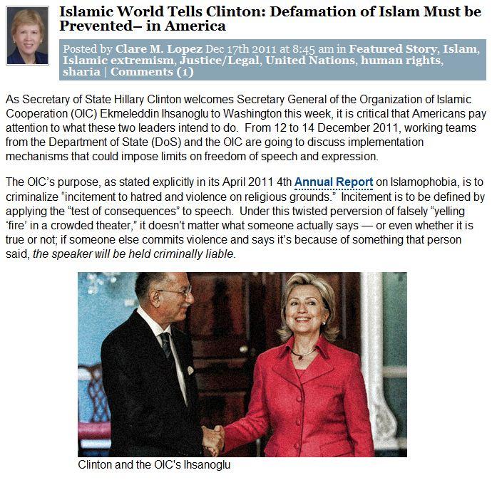 clare-lopez-oic-clinton-free-speech-17.12.20111