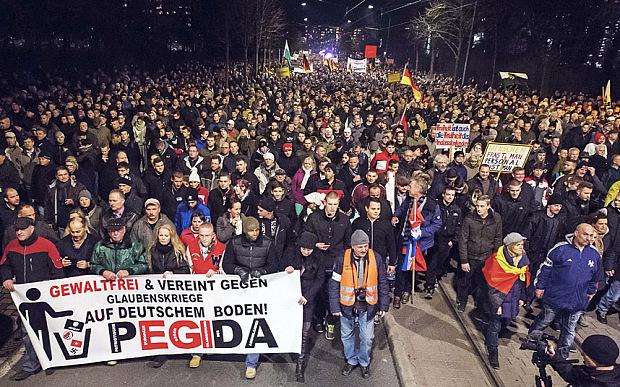 Alemania extrema derecha