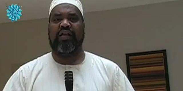 ISNA President Mohamed Magid