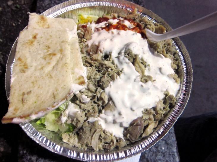 More halal slop