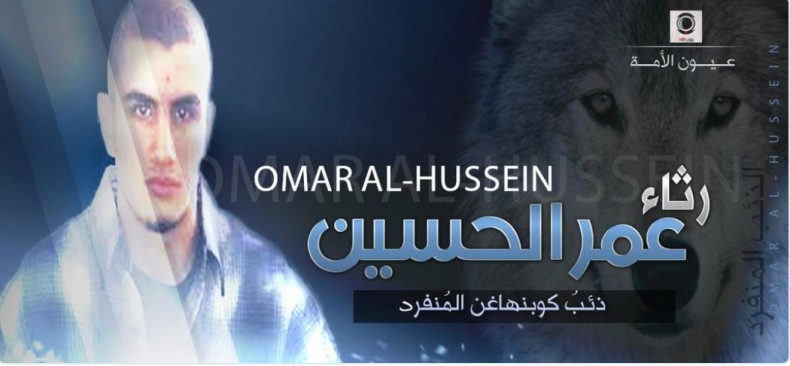 Omar Al-Hussein. The Lone Wolf Of Copenhagen.