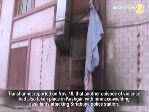 Uighur Muslim terrorist attack
