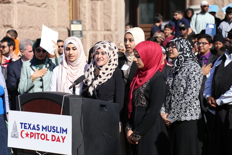 Muslims don't consider themselves Americans except when they go to the Welfare office