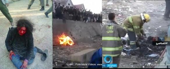 afghan-burning