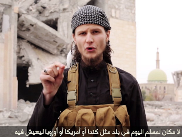 Recently ISIS released a video featuring former Canadian, 23-year-old John Maguire, now known as Abu Anwar Al-Canadi, demanding Muslim Canadians carry out terrorist attacks on Canadian soil. Thankfully he is now dead.