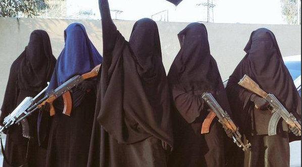 wives-daughters-dead-australian-isis-terrorists-suhan-rahman-mahmoud-abdullatif-pose-ak-47