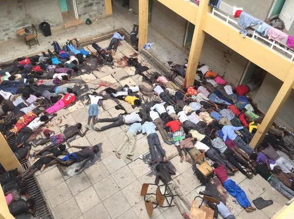 Islamic al-Shabaab-slaughtered Christian students