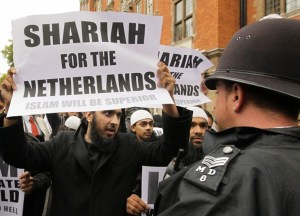 Sharia-For-The-Netherlands