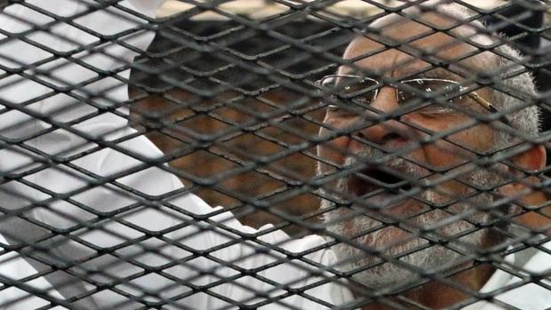 Mohammed Badie, spiritual leader of the Muslim Brotherhood also sentenced to death