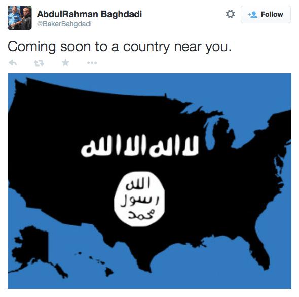 Tweet-black-flag-USA