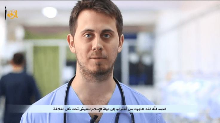 Médico australiano Tareq Kamleh ha unido Estado islámico, e insta a otros médicos a unirse a él en Siria