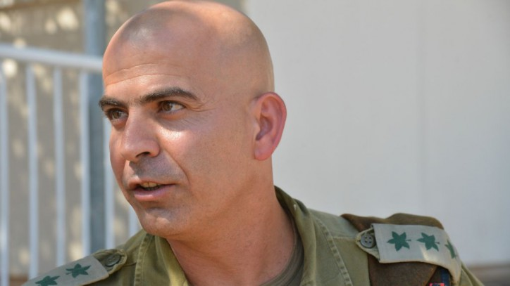 DRUZE officer, Col. Ghassan Alian of Shfaram, the brigade's deputy commander, tapped to steer one of the IDF's most iconic units