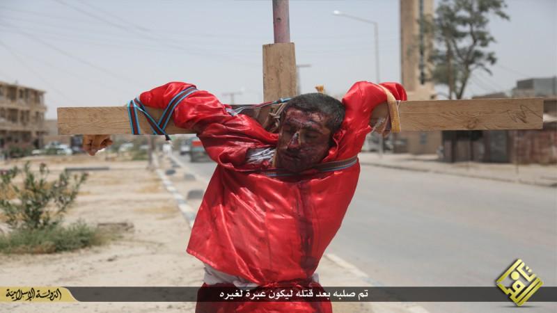 Hinrichtung Durch Isis