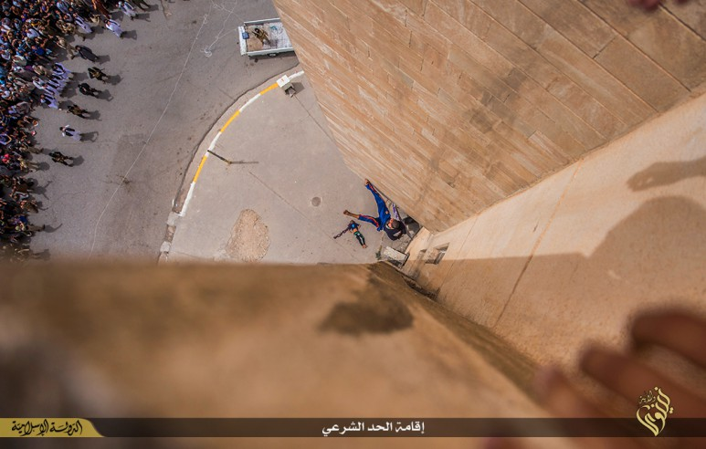 isis-executes-three-homosexuals-by-throwing-them-off-roof-graphic-pictures-14112