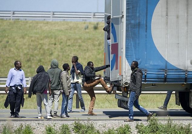 Calais Ferry Strike