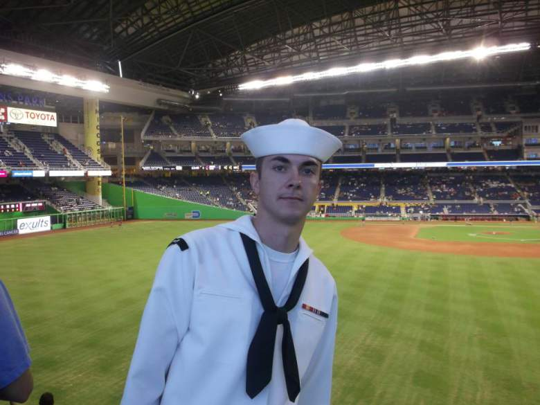 MURDERED NAVY LOGISITICS SPECIALIST RANDALL SMITH, 26