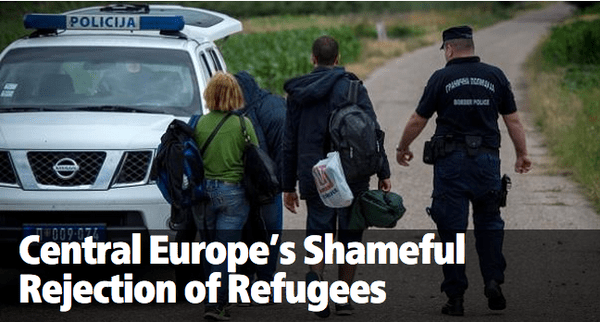 Rejection of Muslim refugees is NOT shameful, it's a matter of survival