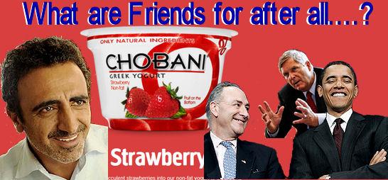 Chobani-Friends