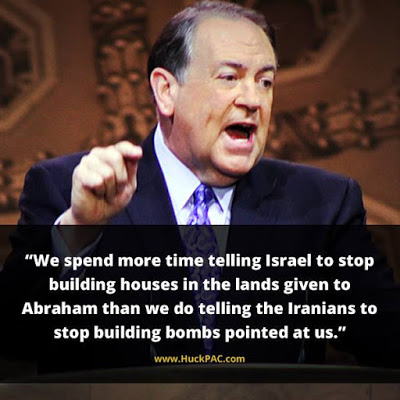 Mike Huckabee on Obama's foreign policy