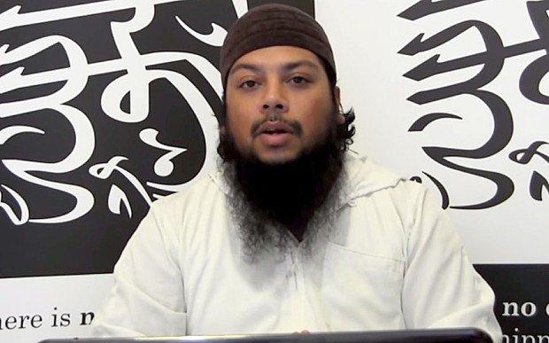 Abu Rahin Aziz que llegó a ser conocido como Abu Abdullah al-Britani después de unirse a ISIS