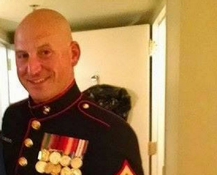 MURDERED USMC STAFF SGT. DAVID WYATT, 37