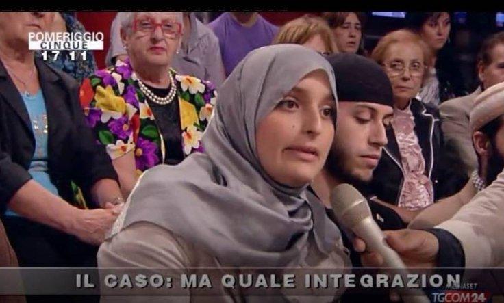 Fátima Az Zahra, de soltera Maria Giulia Sergio