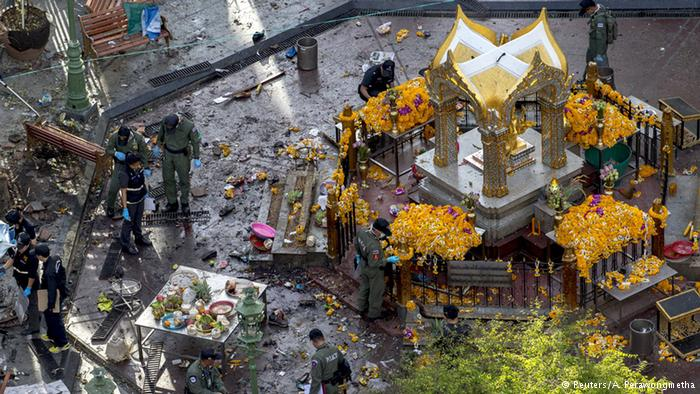 Popular atracción turística extranjera santuario hindú que era el objetivo del ataque