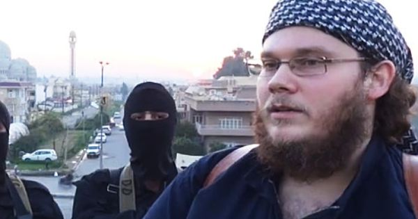 "German ISIS  jihadist Christian Emde says, ""Islam will conquer Europe"""
