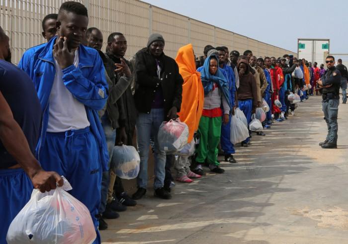 Italia Europa Migrantes