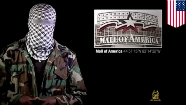 Somali Muslims threaten to blow up malls in America as they did in Kenya