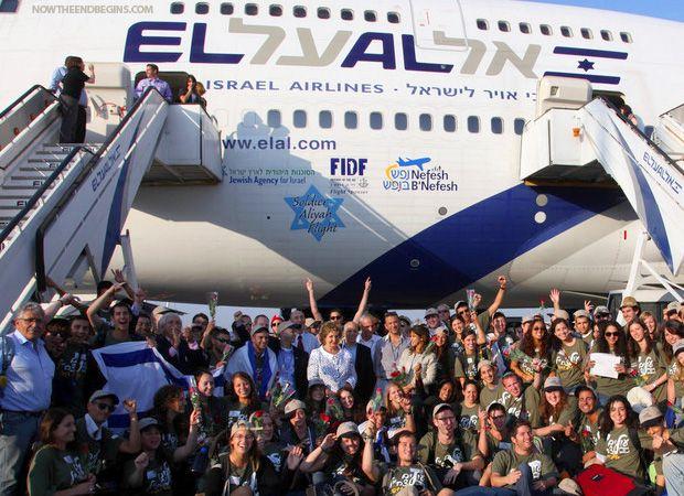 """""""Bienvenue à Israël, les Juifs français"""""""