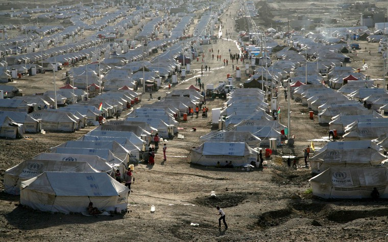 Turkey has eagerly invited 2 million refugees into their country to stay at camps funded by upward to 6 billion USD