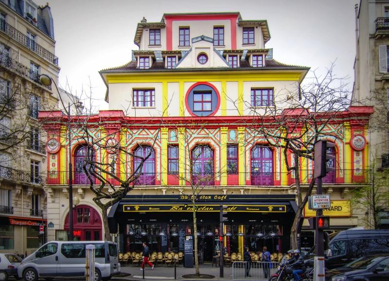 Bataclan Teatro en París