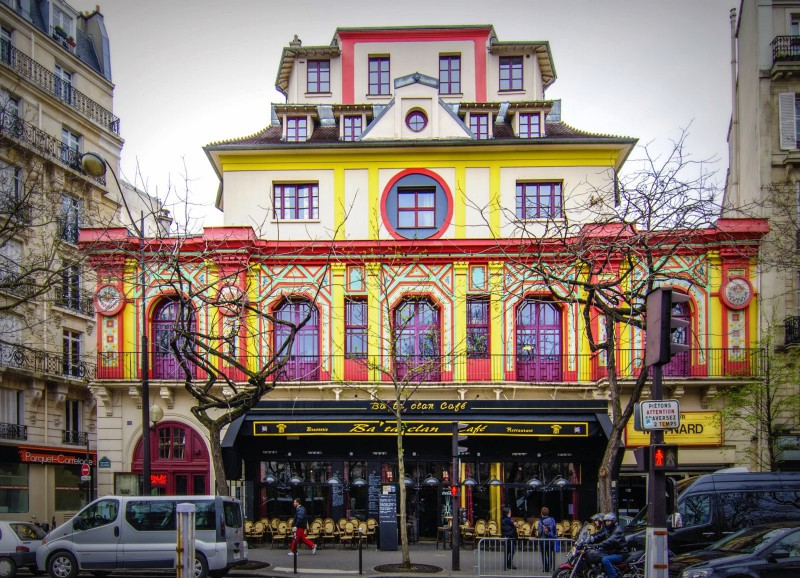 Bataclan Theater in Paris
