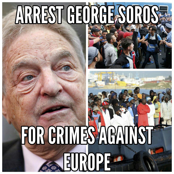 Arrest-Soros
