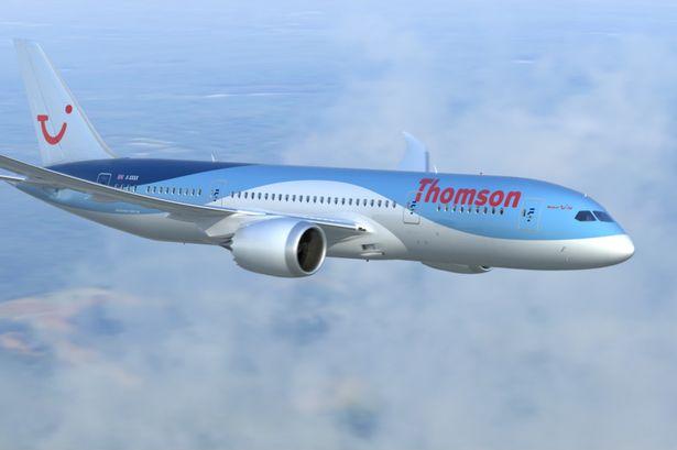 Thomson-plane-jet-passenger-airline