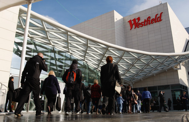 Westfield Shopping Centre Opens Its Doors