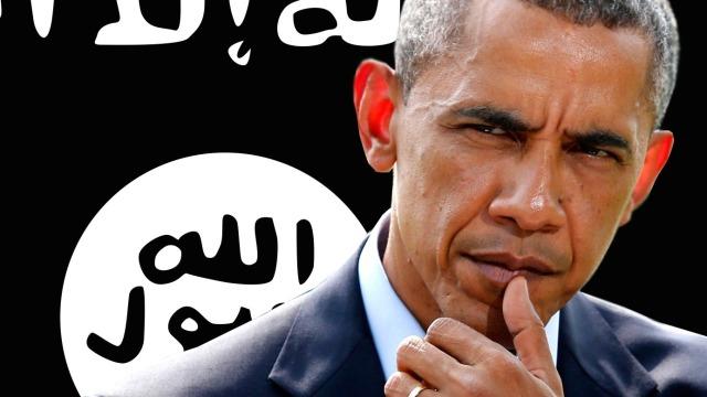 Respaldado por Obama-ISIS-EEUU