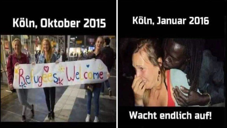 Cologne 2015 - Jan. 2016