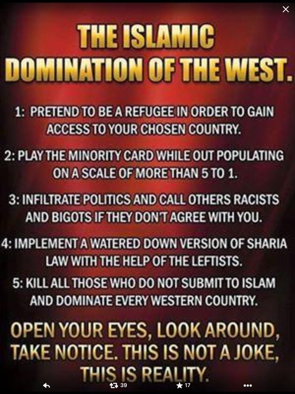Image result for how muslims CONQUER COUNTRIES