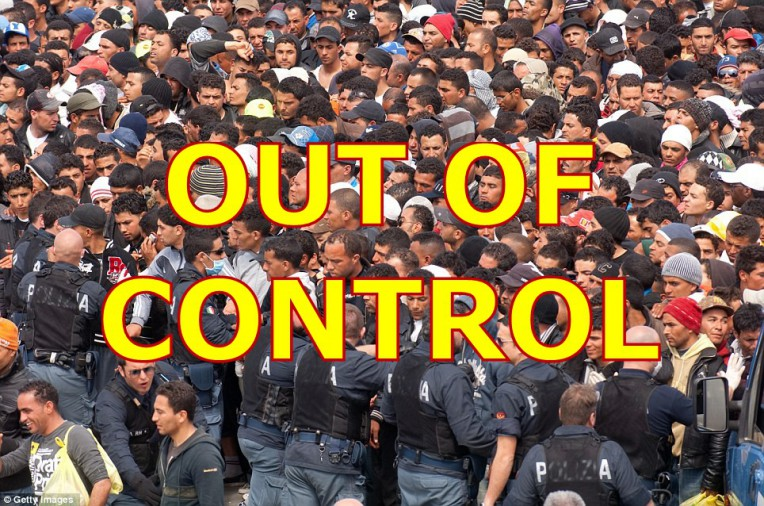 EU-Out-of-control