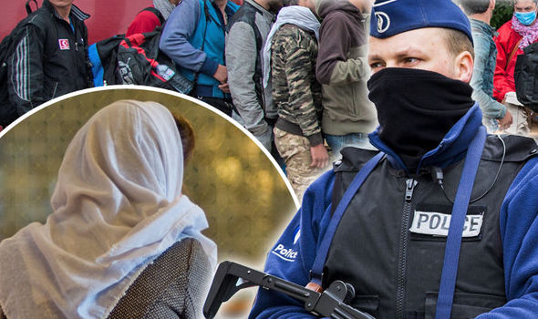 Migrants-arrested-following-riot-in-Belgian-refugee-centre-646263