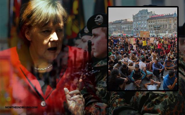 germany-angela-merkel-calls-up-4000-troops-muslim-migrant-isis-crisis