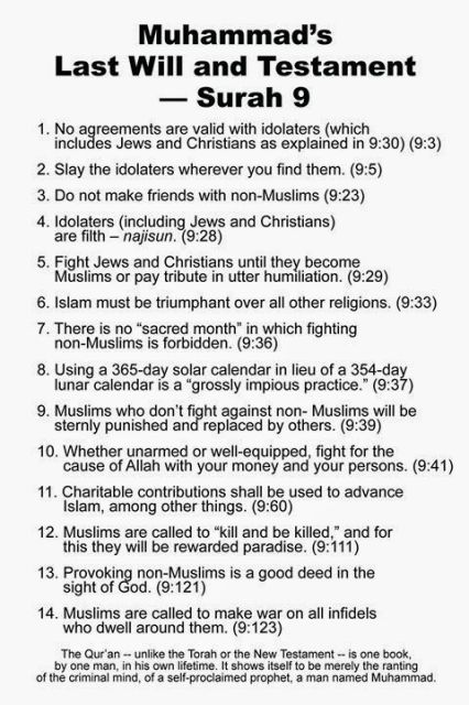 islam-muhammad-quran-violence-14-points