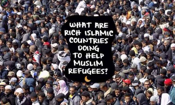 They are sending them to Europe and North America