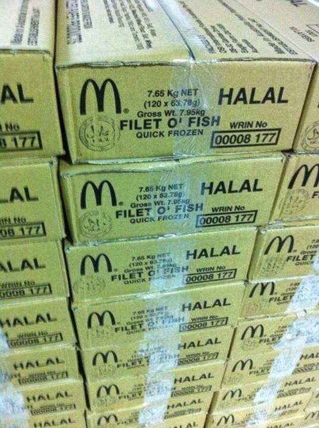 halal mcdonalds