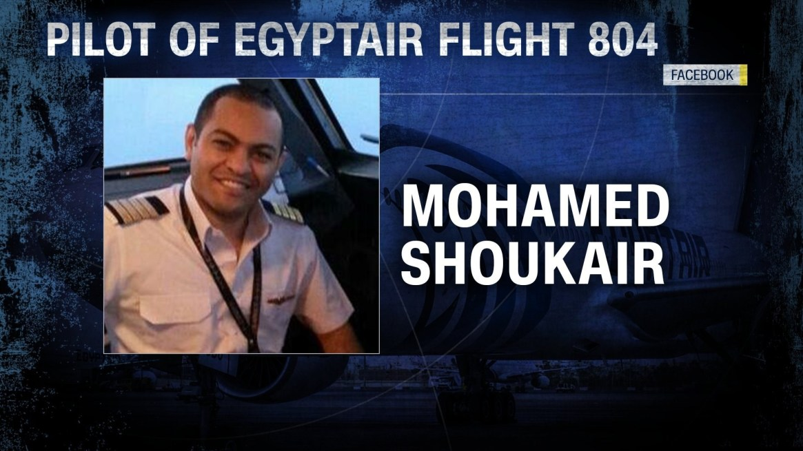 EgyptAir Flight 804 Victim: Mohamed Shoukair