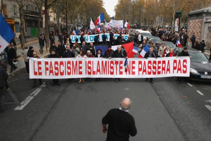 NO to Islamic fascism