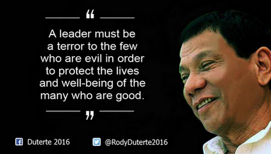 Image result for duterte islamophobic