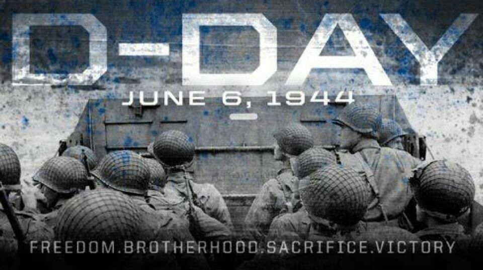 JUNE 6, 1944: D-DAY 73rd ANNIVERSARY – BARE NAKED ISLAM
